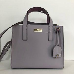 Kate Spade Annisa Putnam Drive Lilac Tote Bag